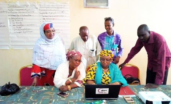 La Nigérienne de la semaine : Mme Maïmou Wali