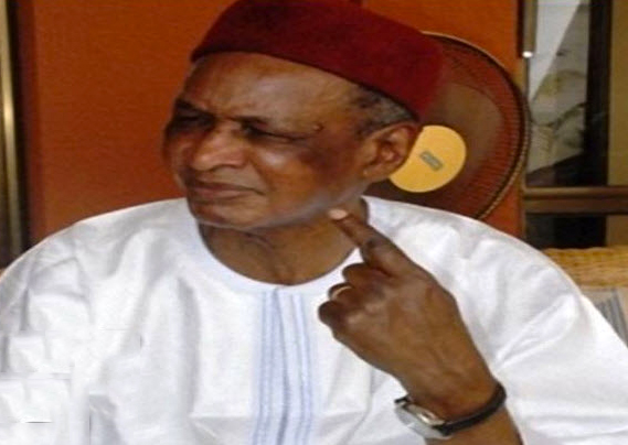 Abdoulaye HASSANE DIALLO Dr 1