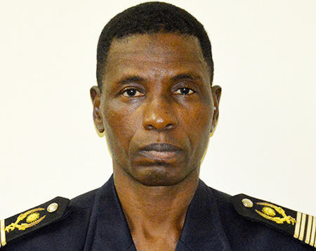 Bako Boubacar Colonel Major