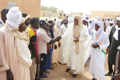 Bazoum Immigartion Agadez