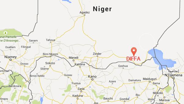 Niger: les autorités annoncent avoir déjoué des attentats-suicides à Diffa