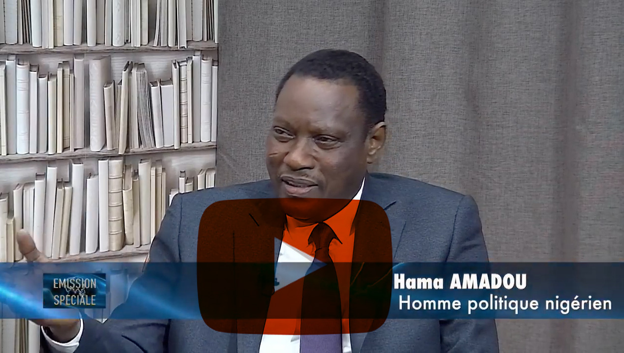 Hama Amadou Interview VoxAfrica