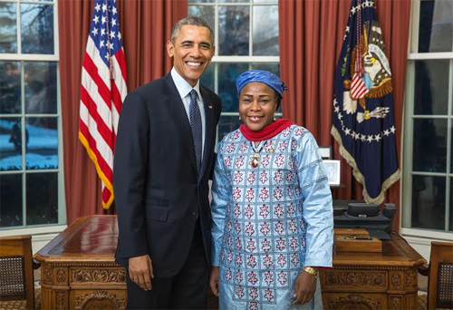 Hassana Obama Niger USA