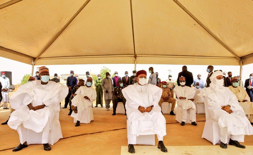 Décès de M. Mohamed Ben Omar, ministre de l'Emploi, du Travail et de la Protection sociale: le président de la République Issoufou Mahamadou rend hommage aux disparus
