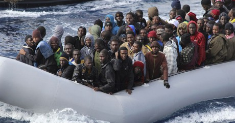 Immigrants Afrique Europe