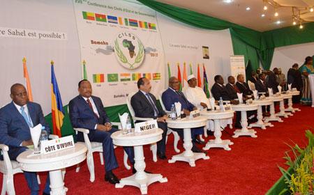 Issou Cilss Bamako 2015