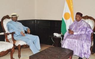 Situation politique : La vraie raison de la visite de Tandja Mamadou au Président Issoufou Mahamadou