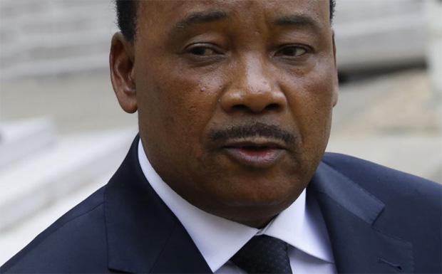 """Niger - Mahamadou Issoufou : """"Entre les terroristes et nous, c'est une lutte à mort"""""""