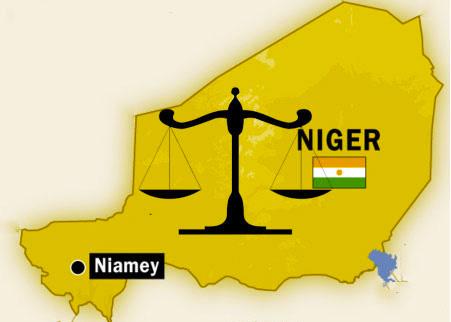 D Amères vérités Il y a deux justices au Niger. Une pour ceux qui appartiennent au régime et une autre qui est destinée à briser les reins à ceux qui contestent cette justice à double vitesse