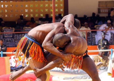 Lutte Tradi Niger 1