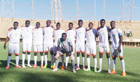 Football/ Match amical Niger/Ghana: Le Mena Junior s'impose par 2 buts à 0 face aux Black Starletes (Ghana)