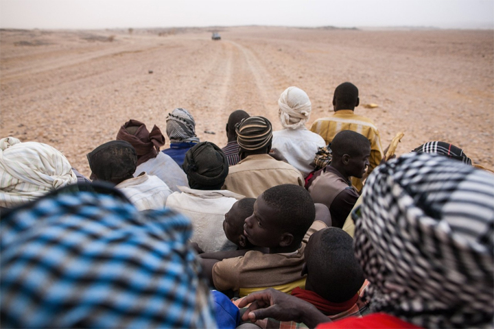 Migrants Africains Niger Europe 02