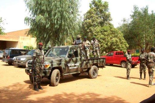 coup d'état militaire niger