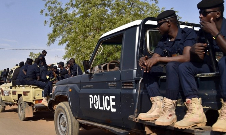 Police Arrestations Niger 01