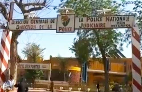 Police Judiciaire Niamey Niger