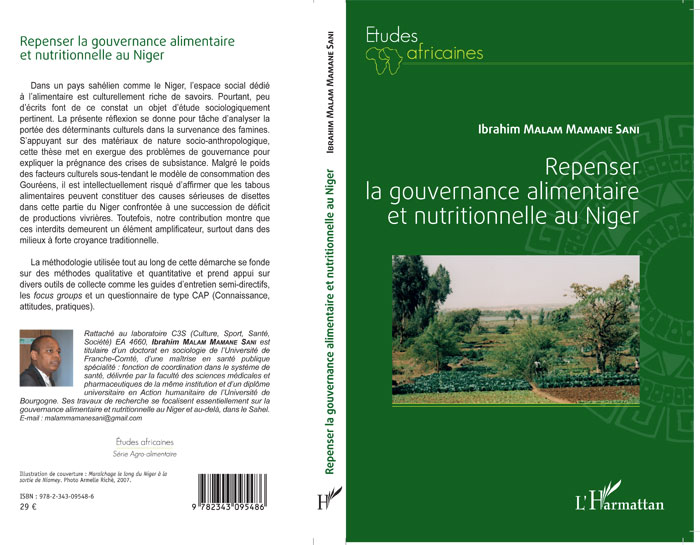 Repenser gouvernance alimentaire nutritionnelle Niger 2