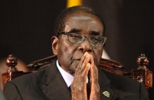 Union Africaine Mugabé montre la voie