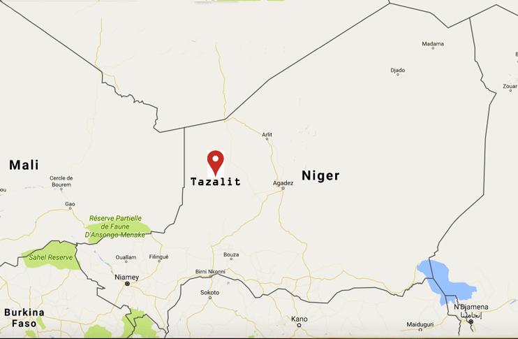 Tazalit Niger