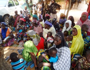 allaitement maternel Niger