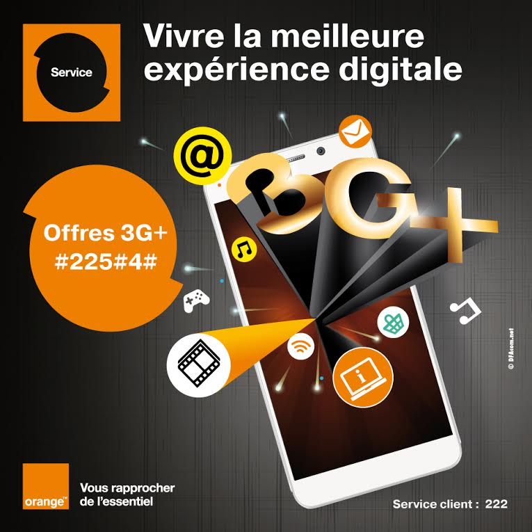 Orange experience digitale